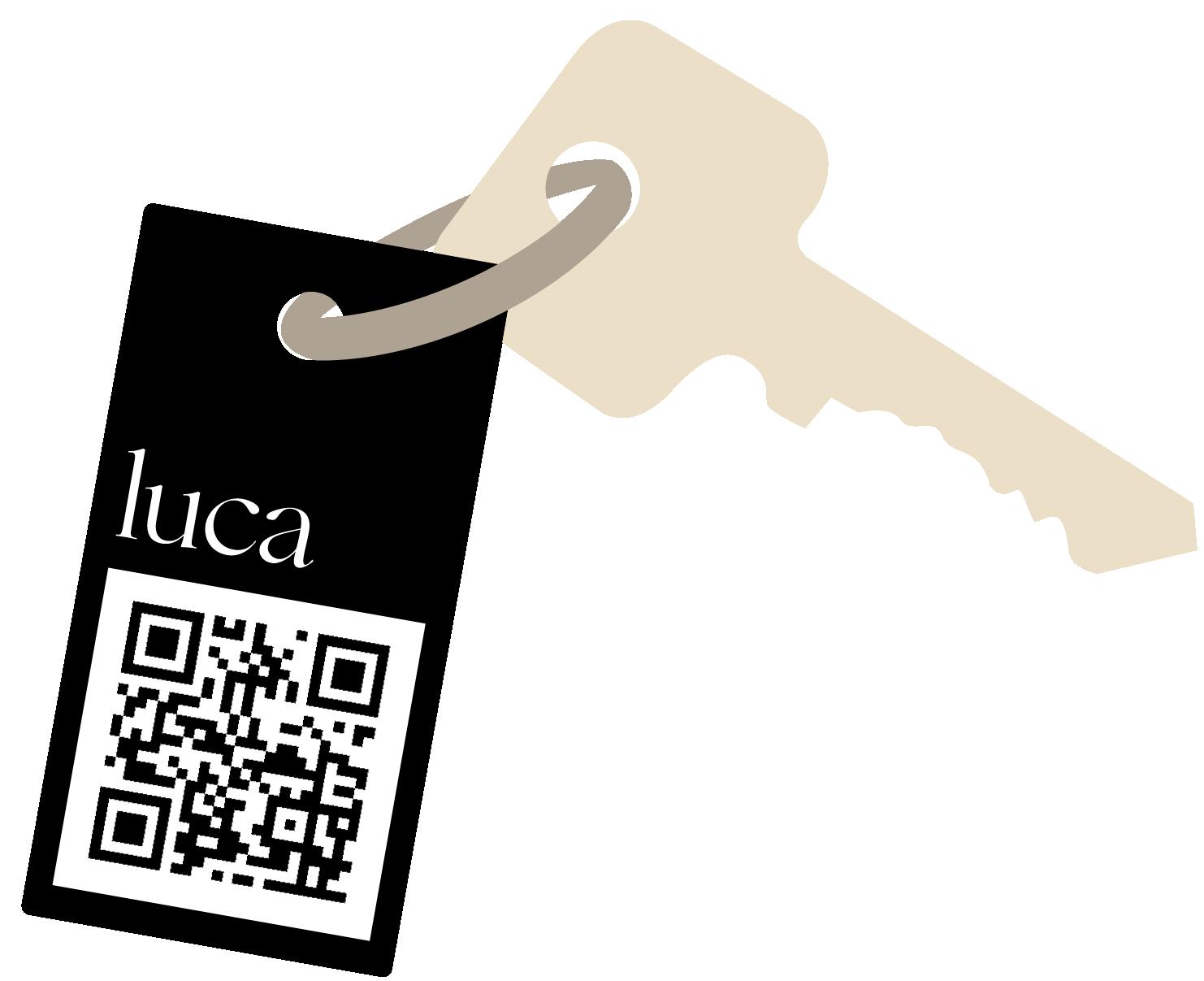 luca-schlüsselanhänger